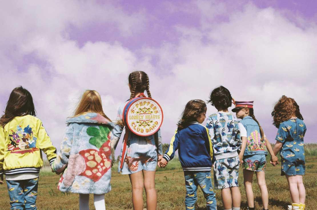 Stella McCartney Kids nuova collezione abbigliamento firmato - Annameglio.com shop online