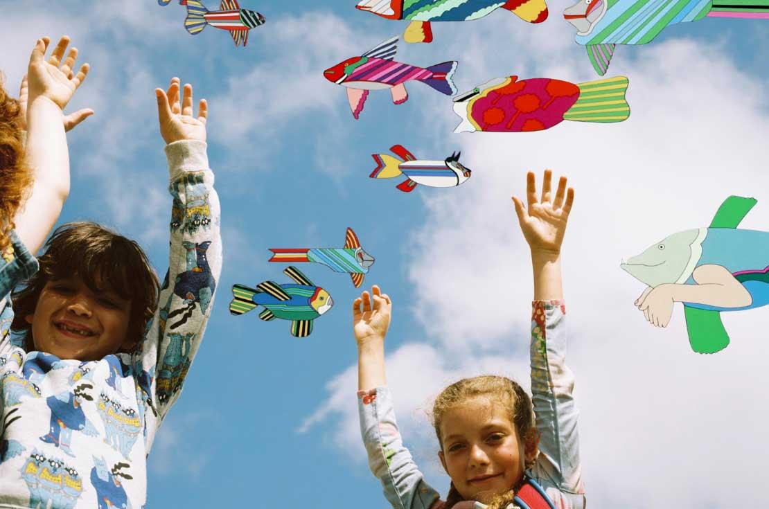 Stella McCartney Kids collezione abbigliamento firmato - Annameglio.com shop online