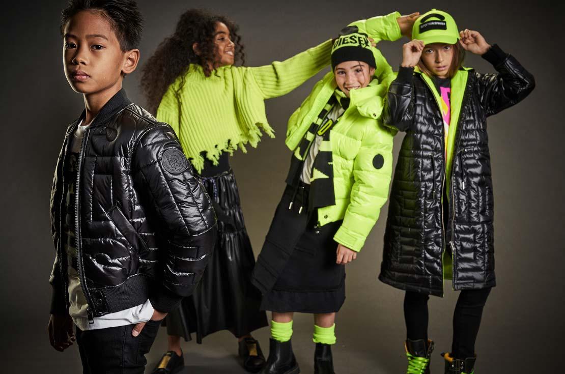 Diesel Kids abbigliamento moda junior teen - Annameglio.com shop online