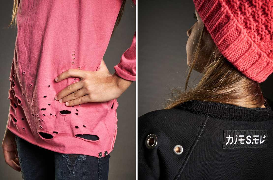 Diesel Kids abbigliamento moda bambina - Annameglio.com shop online