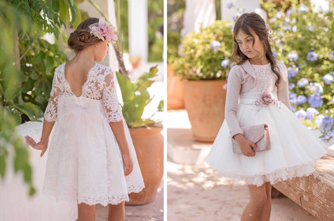 Mimilù Cerimonia Bambina Collezione 2020 - Annameglio.com shop online