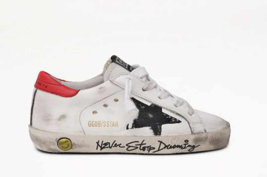 Golden Goose deluxe brand SSTAR Kids - sneakers bambina e teenager